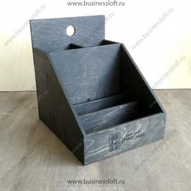 Подставка для столовых приборов и салфеток