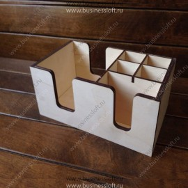 Органайзер для столовых приборов и салфеток